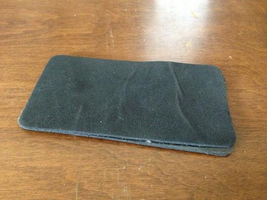 Wrist rest pads